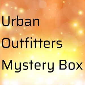 Urban Outfitters brand mystery box